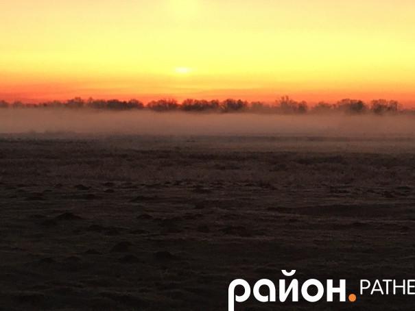 Світанок на Ратнівщині
