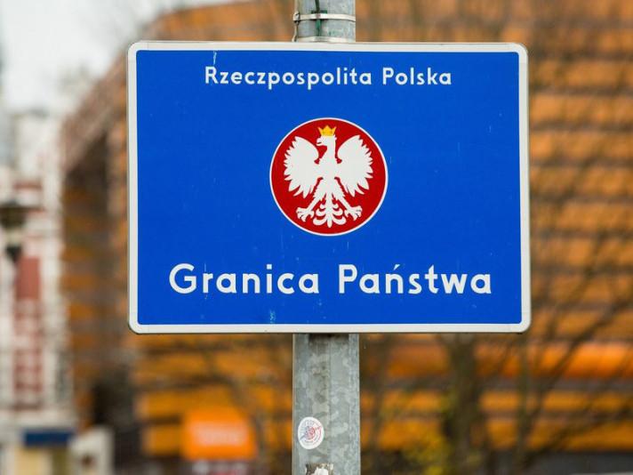 Кордони Республіки Польщі