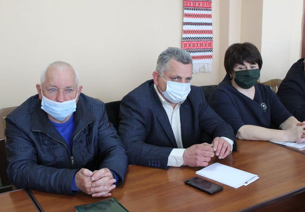 Бізнесмени Ратнівського району