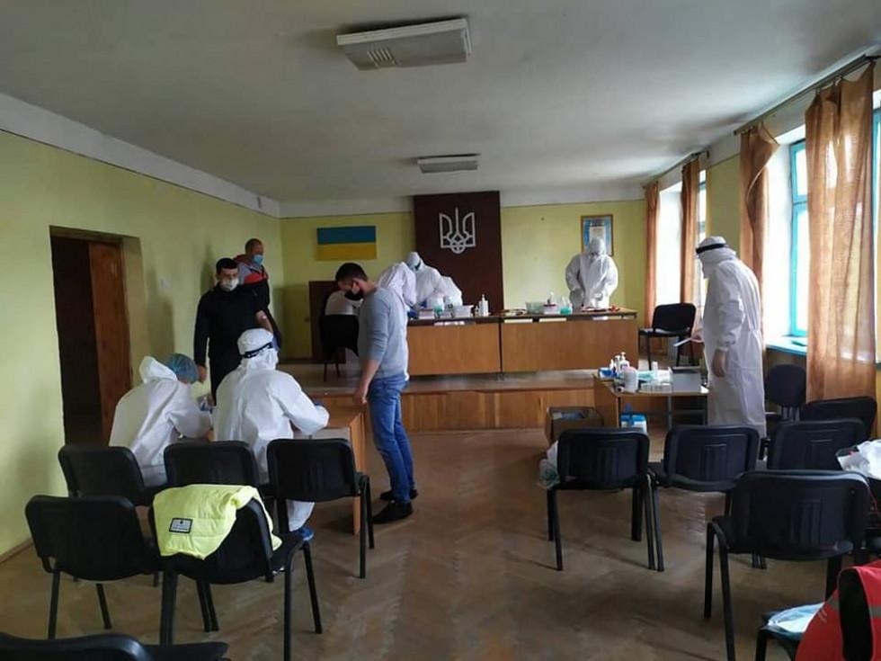 Ратнівських поліцейських перевірили на коронавірус