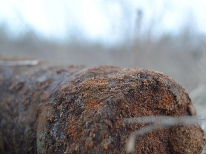 На Ратнівщині за тиждень знешкодили 11 старих боєприпасів