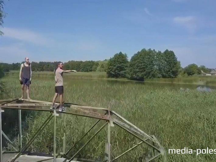На Прип'яті