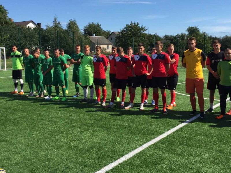 Команда Ратнівського району здобула перемогу на обласному чемпіонаті з міні-футболу