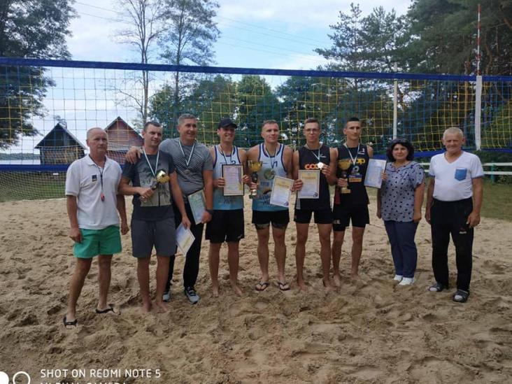 Ратнівські волейболісти – чемпіони області