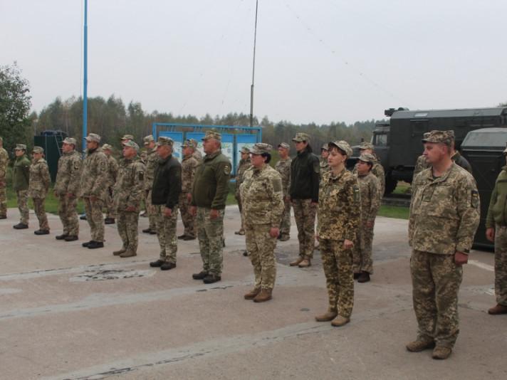 Захисники Ратнівського району