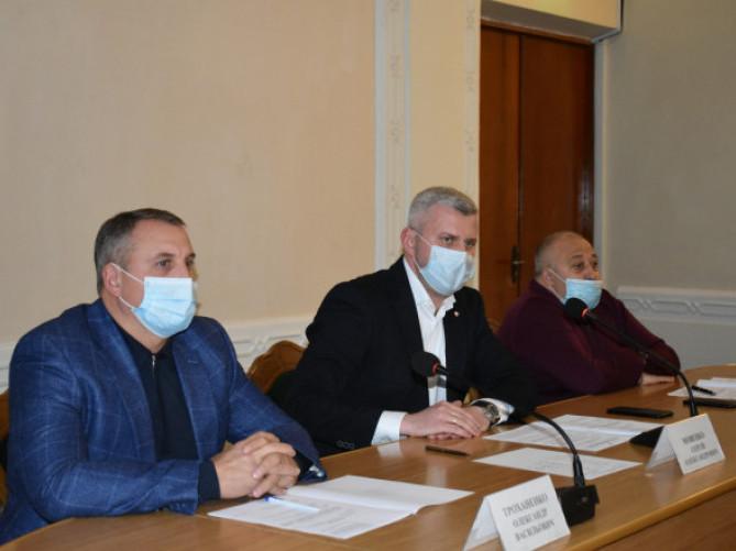 Засідання регіональної комісії з питань ТЕБ та НС