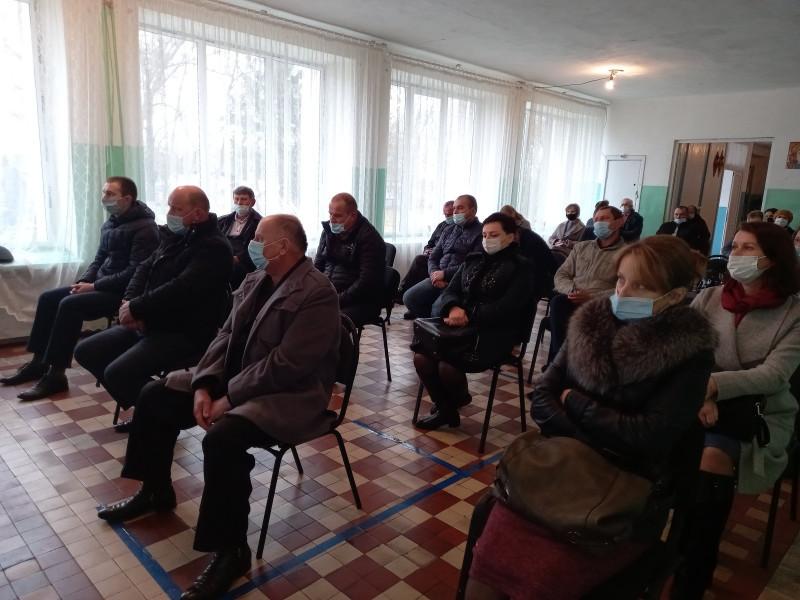 У Самарах відбулася перша сесія новообраної Самарівської сільської ради
