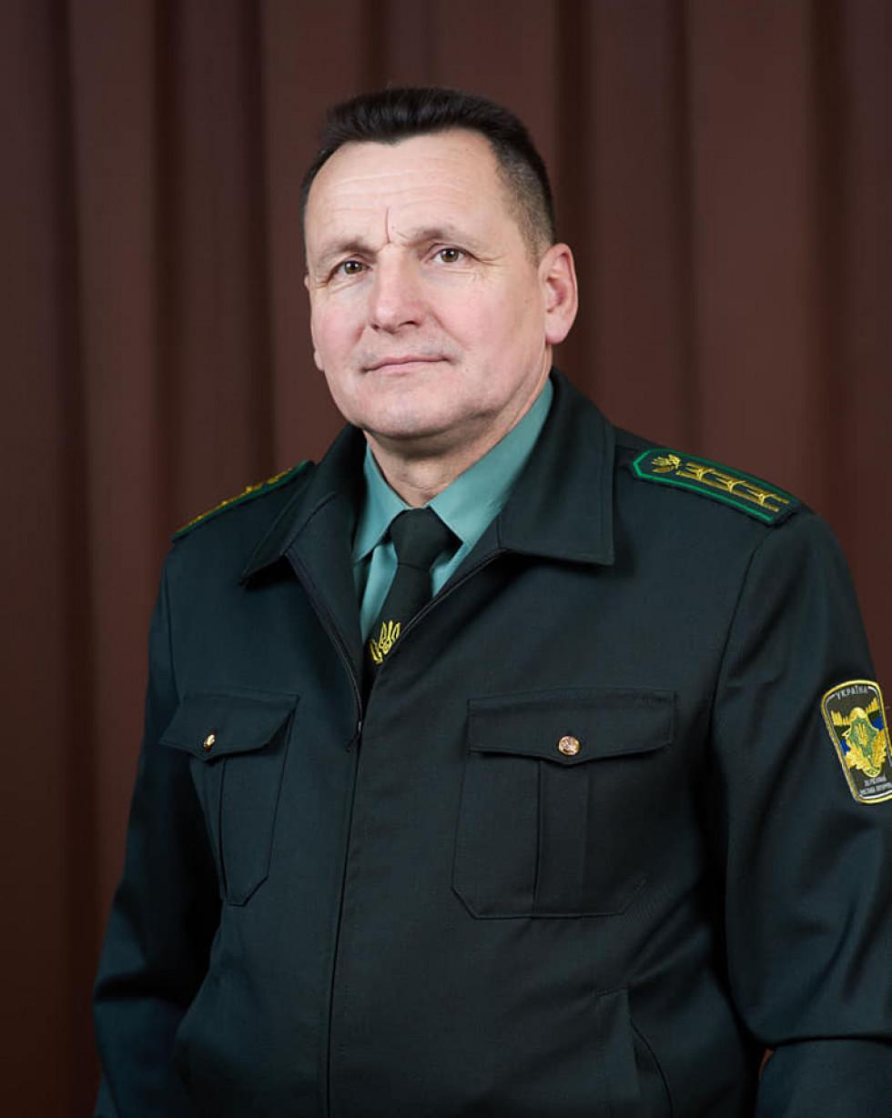 Микола Іванович Мельник