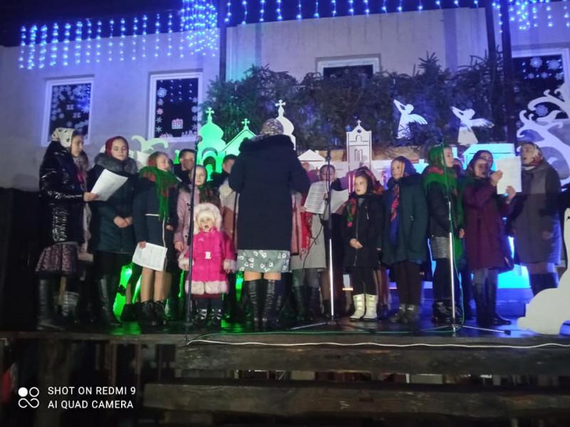 Недільна школа села Здомишель кодлядувала у Голобах