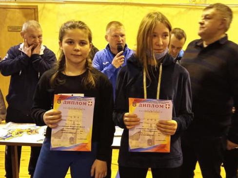 Гірниківчанка здобула перемогу у чемпіонаті Волині з вільної боротьби
