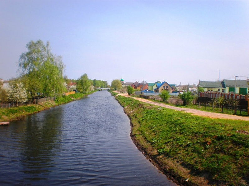 Річка Прип'ять
