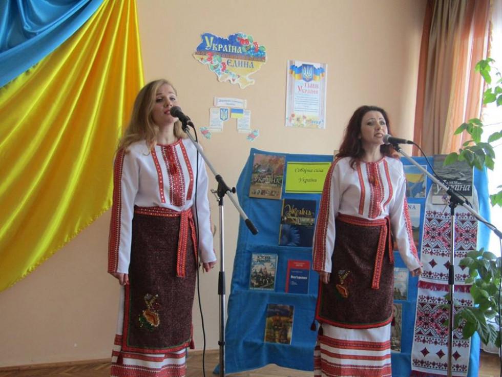 Дует у складі Лесі Гаврилюк та Олени Ленартович