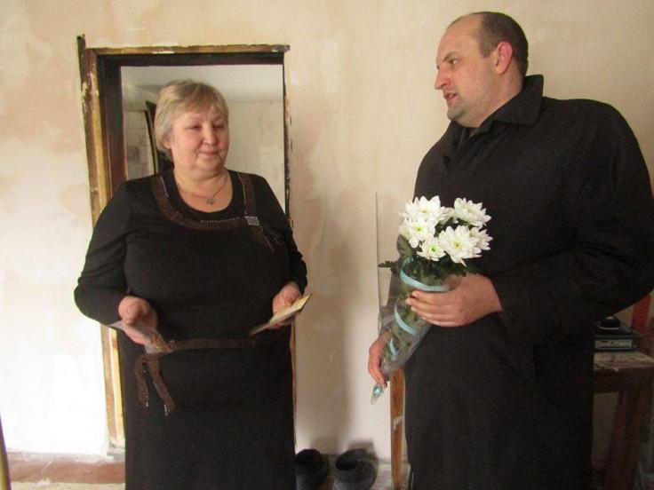 Галина Літвинович та Сергій Матвійчук