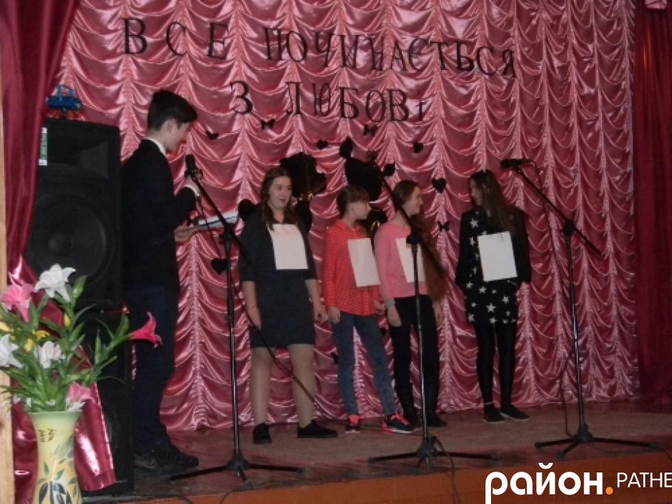 Конкурс «Літери»