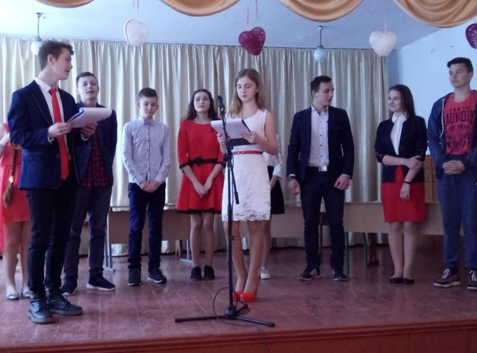 Учасники конкурсу «Пан та Панна»