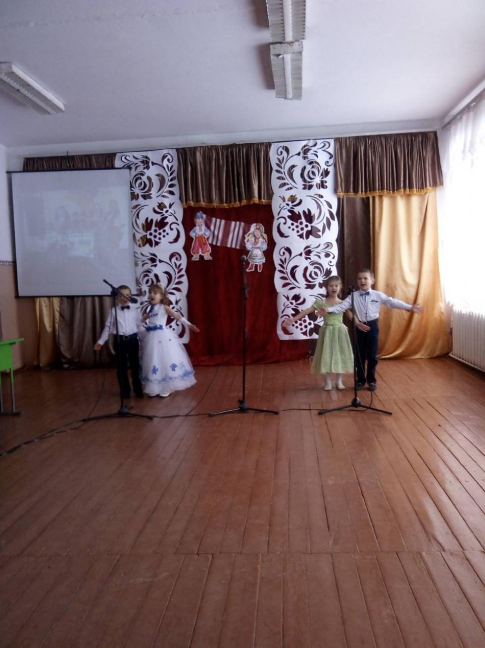 Пісенні таланти Комарового