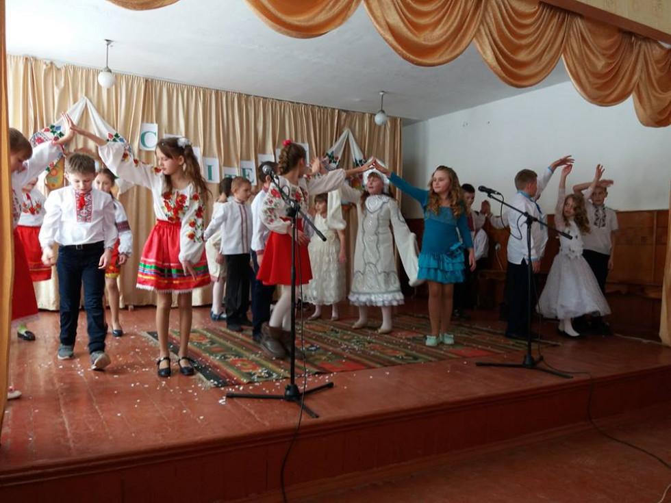 Танець учасників заходу