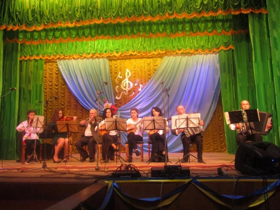 Виступ оркестру