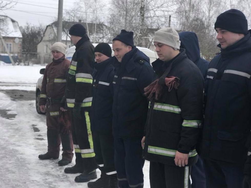 Учасники рятувальної операції