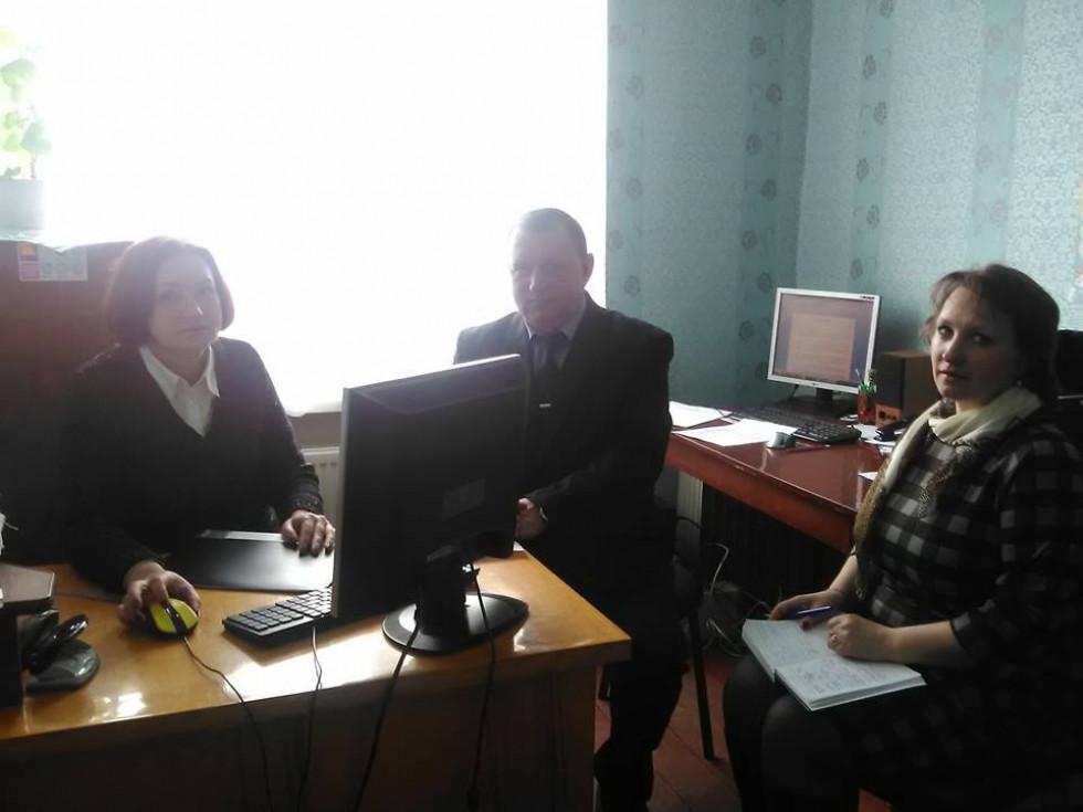 Робоча зустріч працівників служби зайнятості із підприємцями