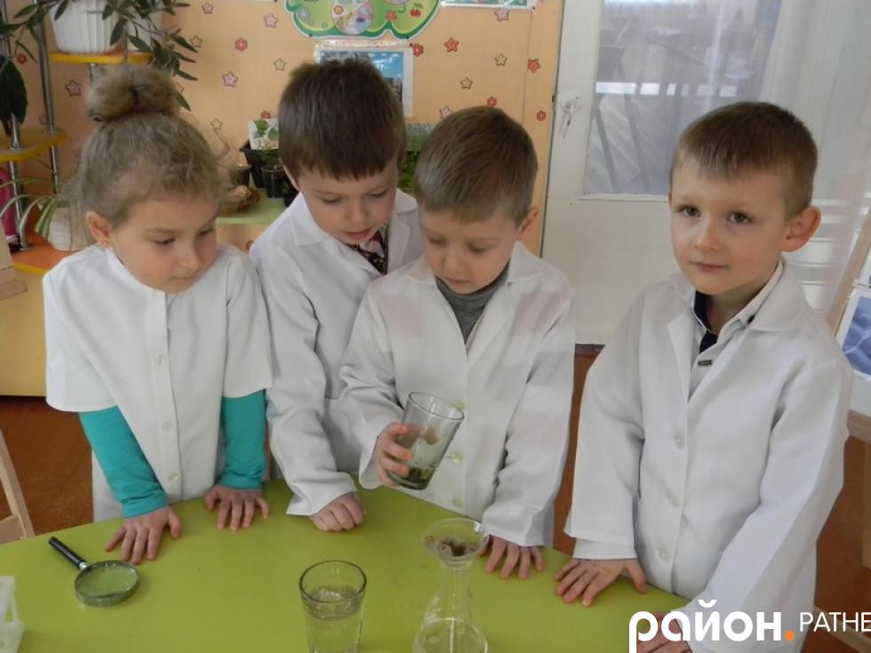 Юні дослідники