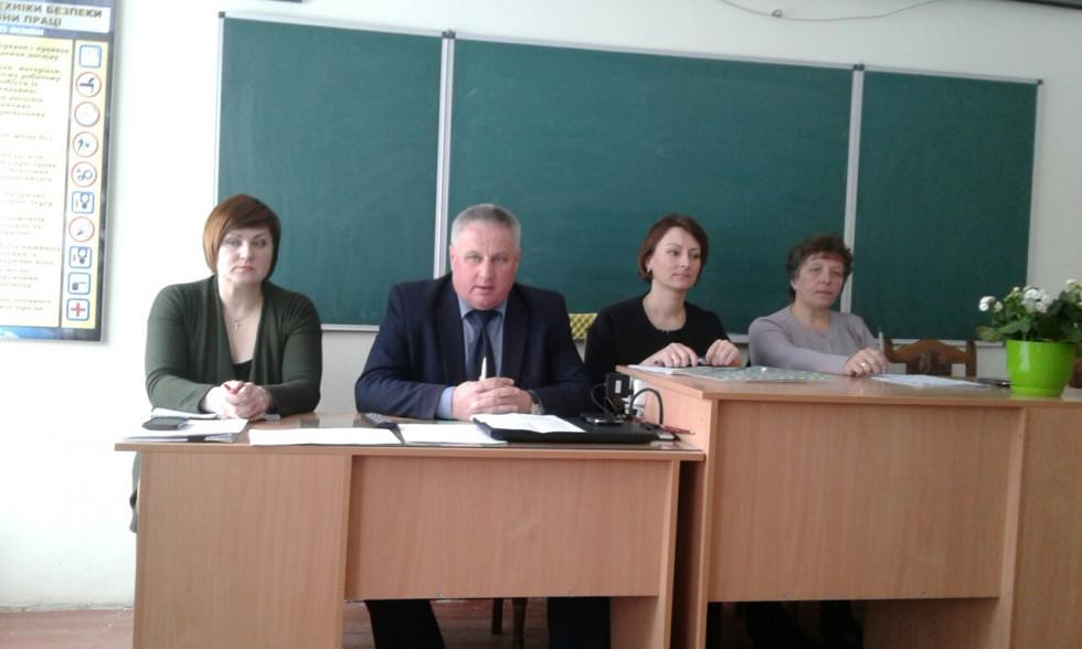 Представники Ратнівської РДА