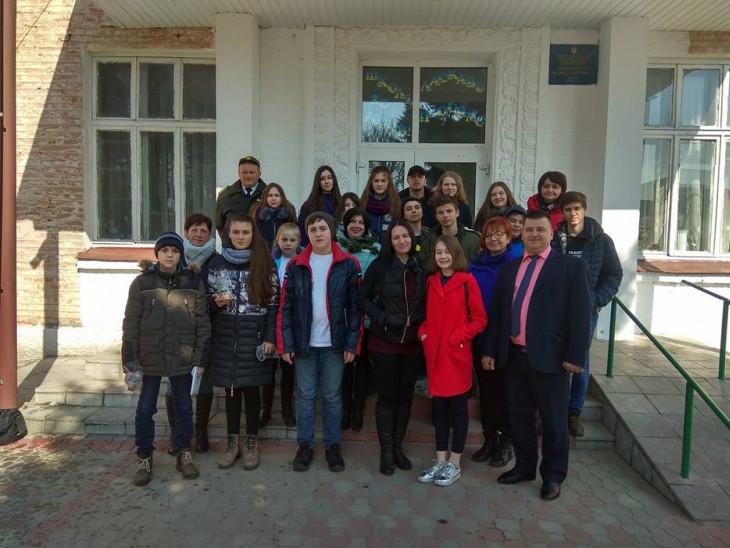 Юні лісові рейнджери, гості із різних куточків Західної України