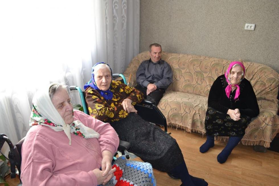 Люди поважного віку