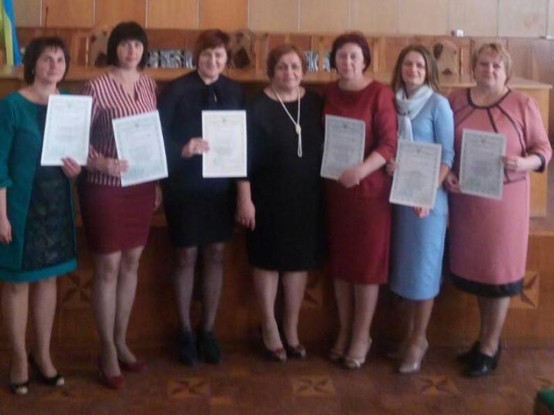 Делегація педагогів Ратнівщини