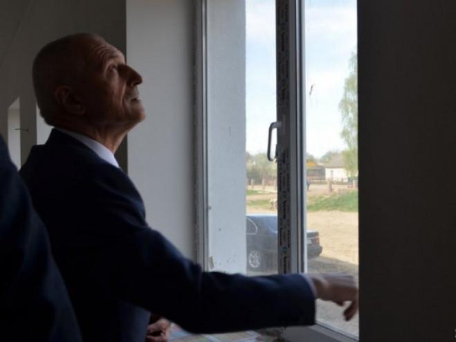 Керівник ОДА перевіряє ратнівський дитсадочок