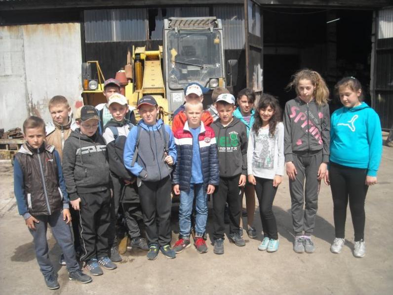 Екскурсія на аграрне підприємство