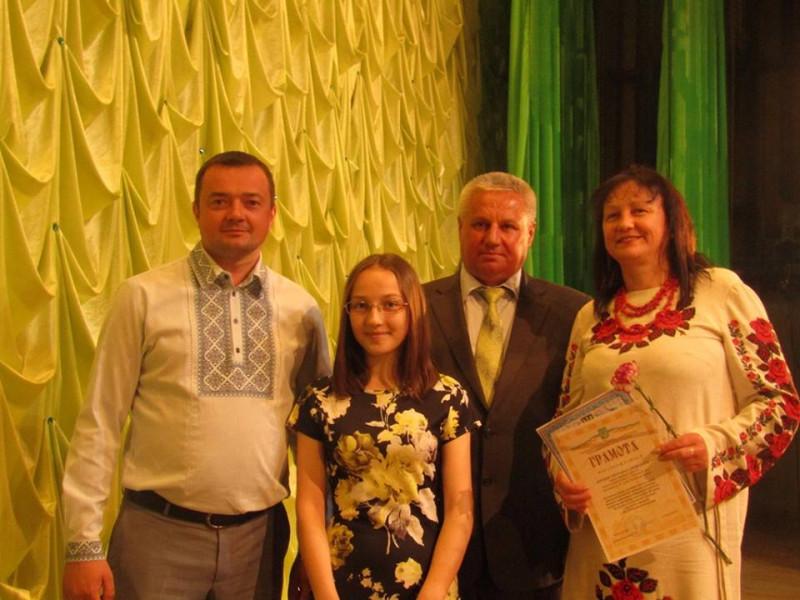 Керівники району з талановитими людьми Ратнівщини