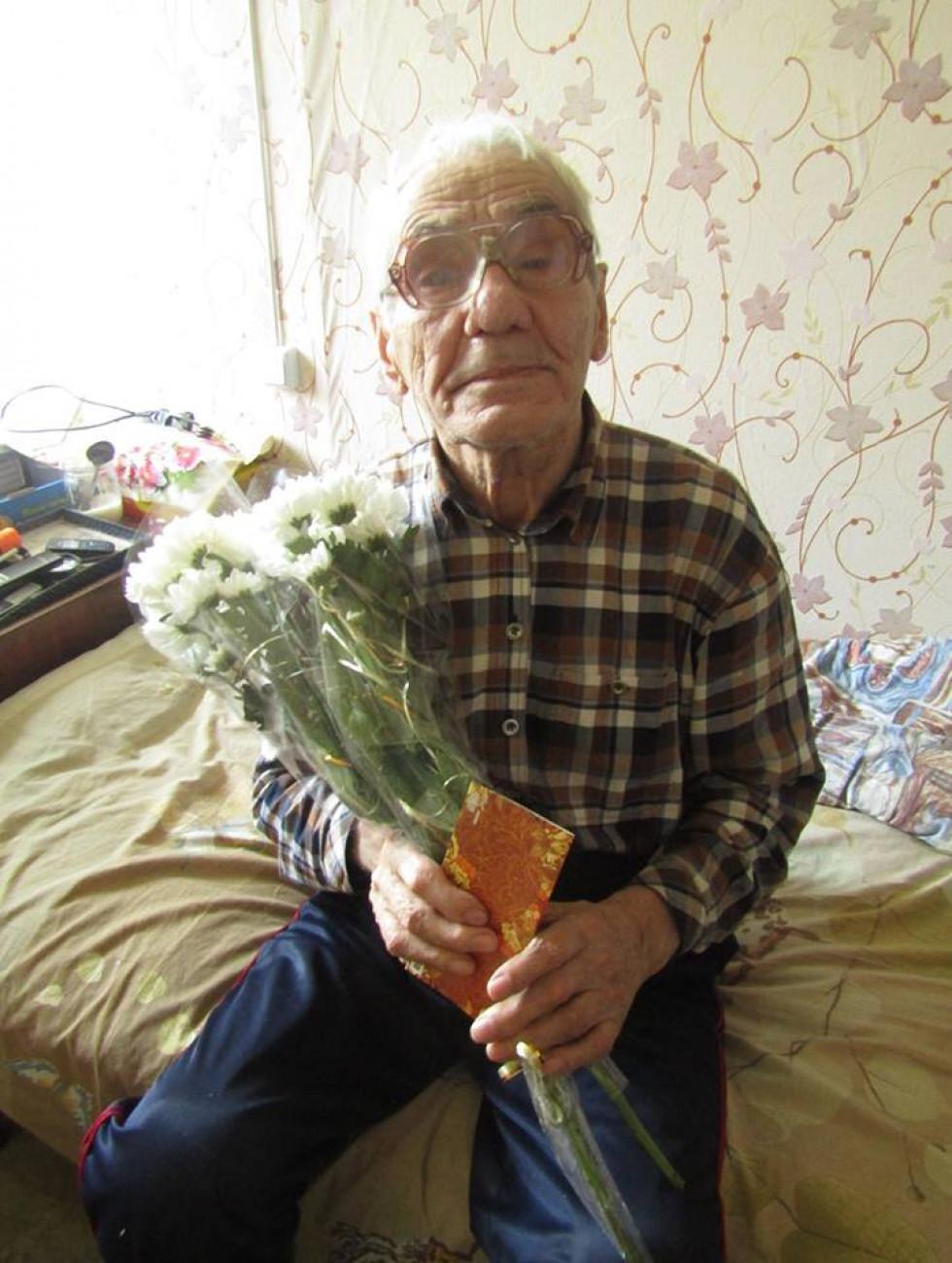 Ветеран Другої світової війни