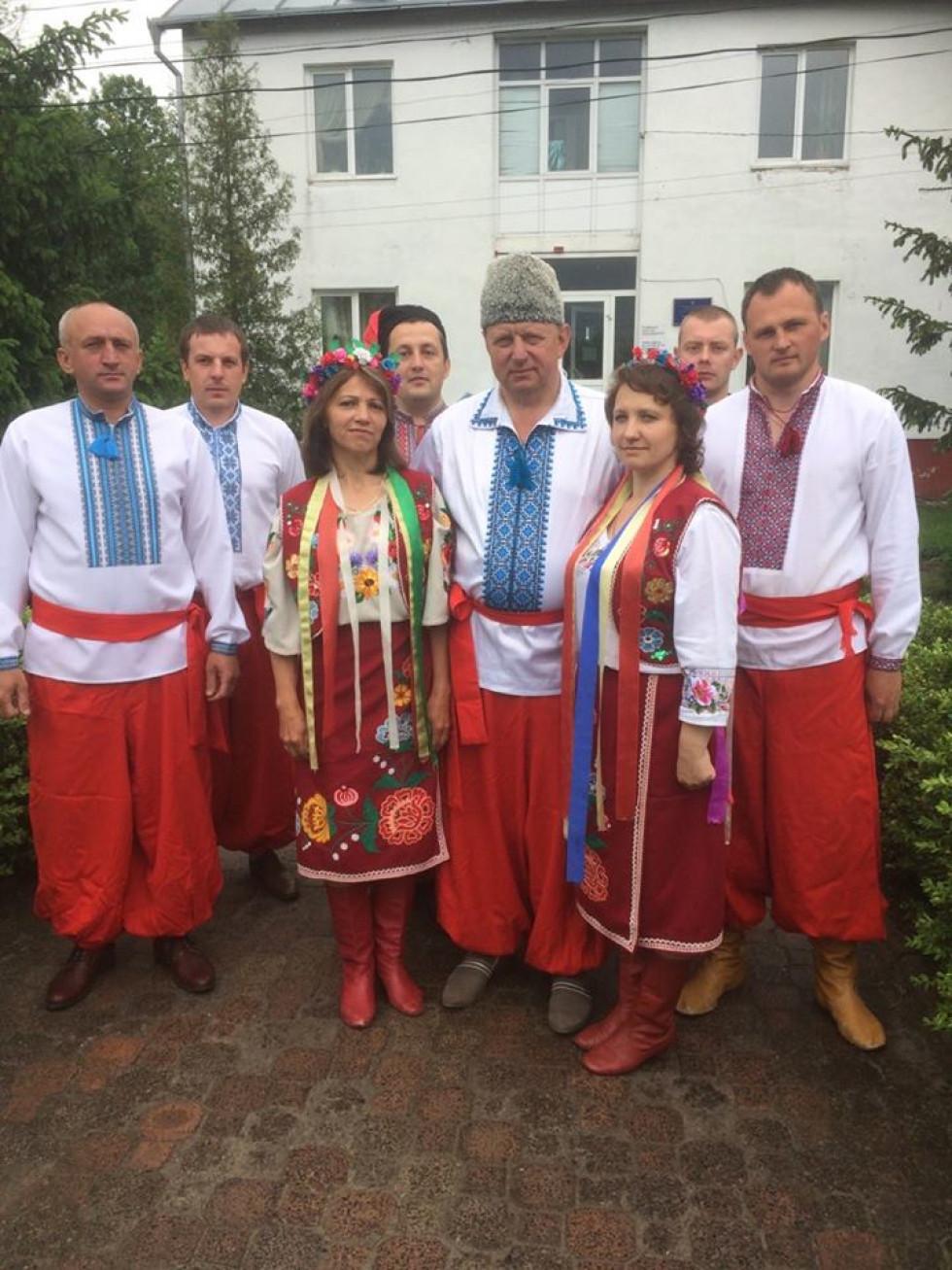 Працівники Ратнівської районної адміністрації