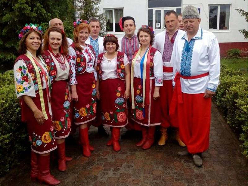 Працівники Ратнівської районної філії ВОЦЗ