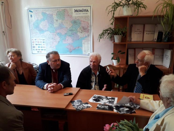 Зустріч із родичами відомого діяча ОУН та УПА