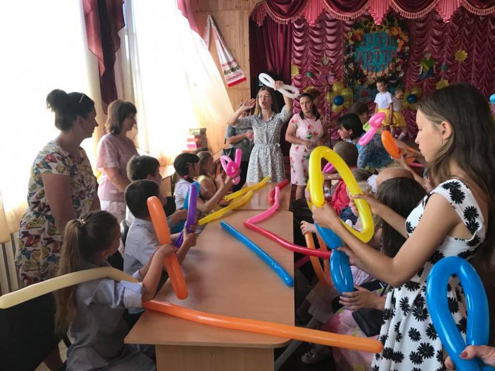 Майстер-клас по виготовленню виробів із повітряних кульок