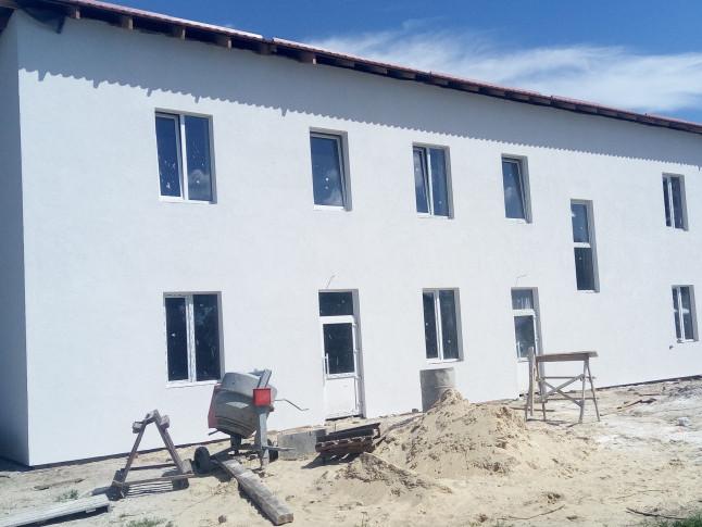 Будівництво дитячого садка у Видраниці