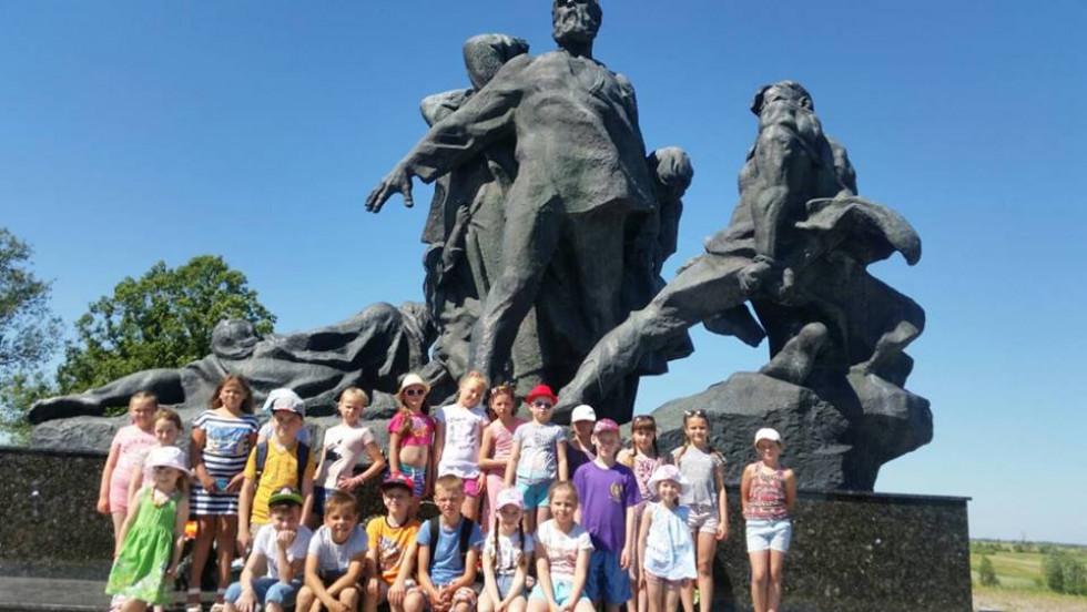 Ратнівські четвертокласники