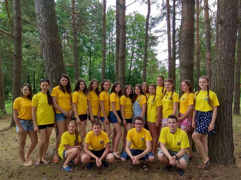 Лісові рейнджери ратнівської школи №2