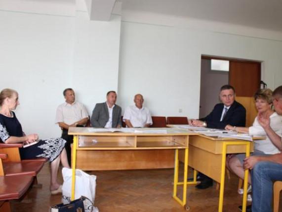 У Забродівській ОТГ планують затвердити Центр по освоєнню осушених земель в області
