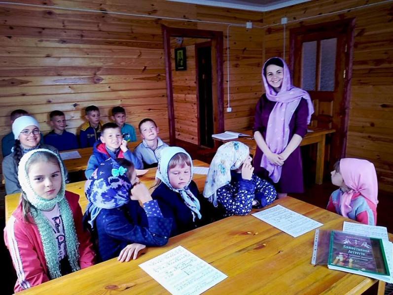 Дитячий хор селища Заболоття