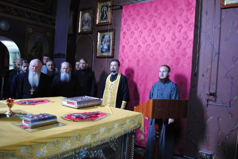 Сповідь гірницьких священиків