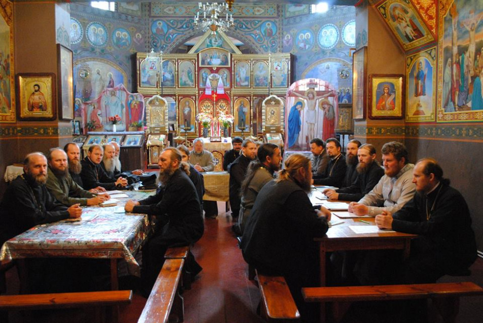 Збори духовенства