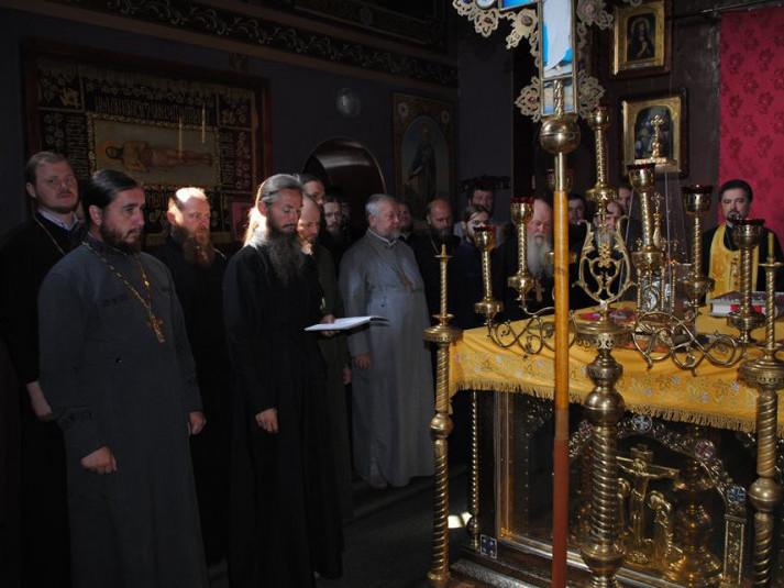 У Гірниках сповідалися священики