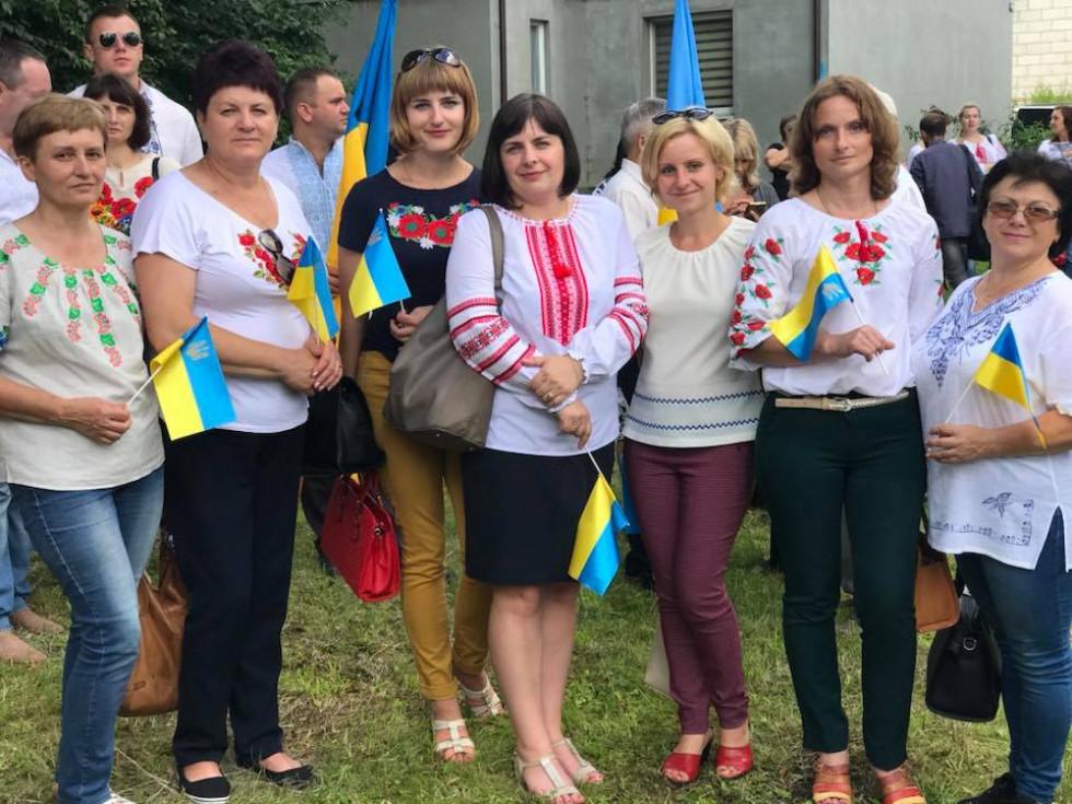 Ратнівчанки у Польщі