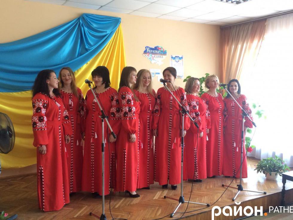 Аматорський жіночий вокальний ансамбль «Мелодія»
