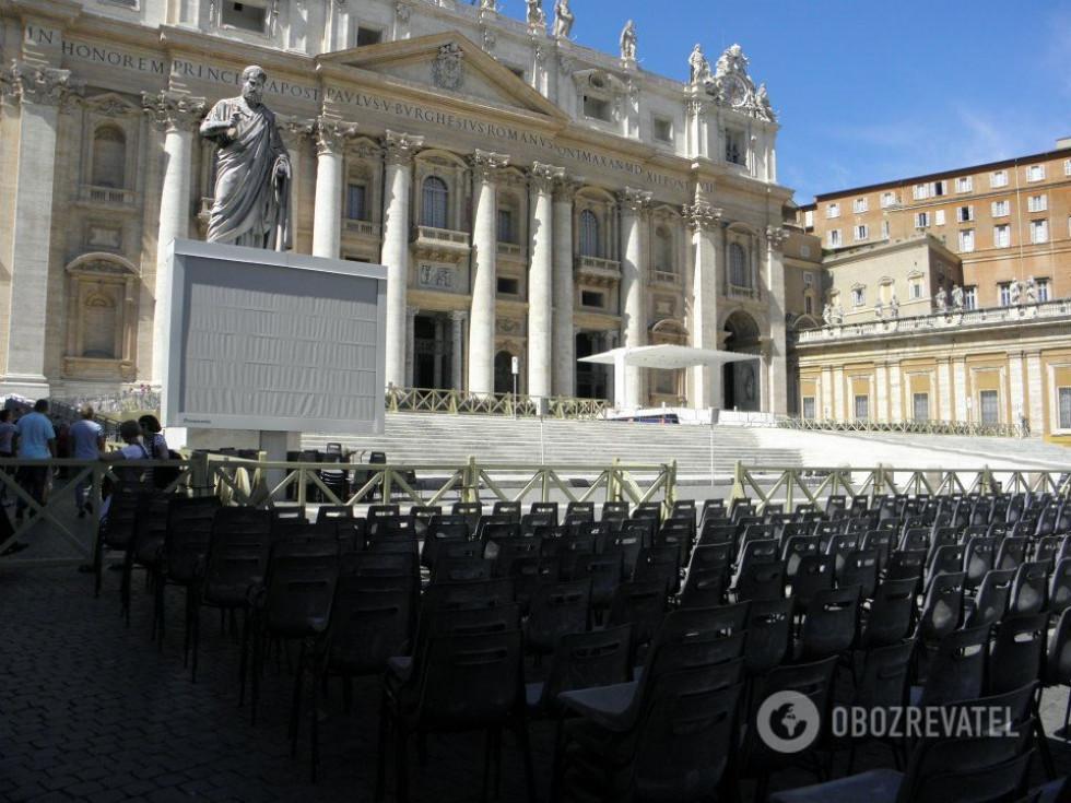 Собор Святого Петра, Рим