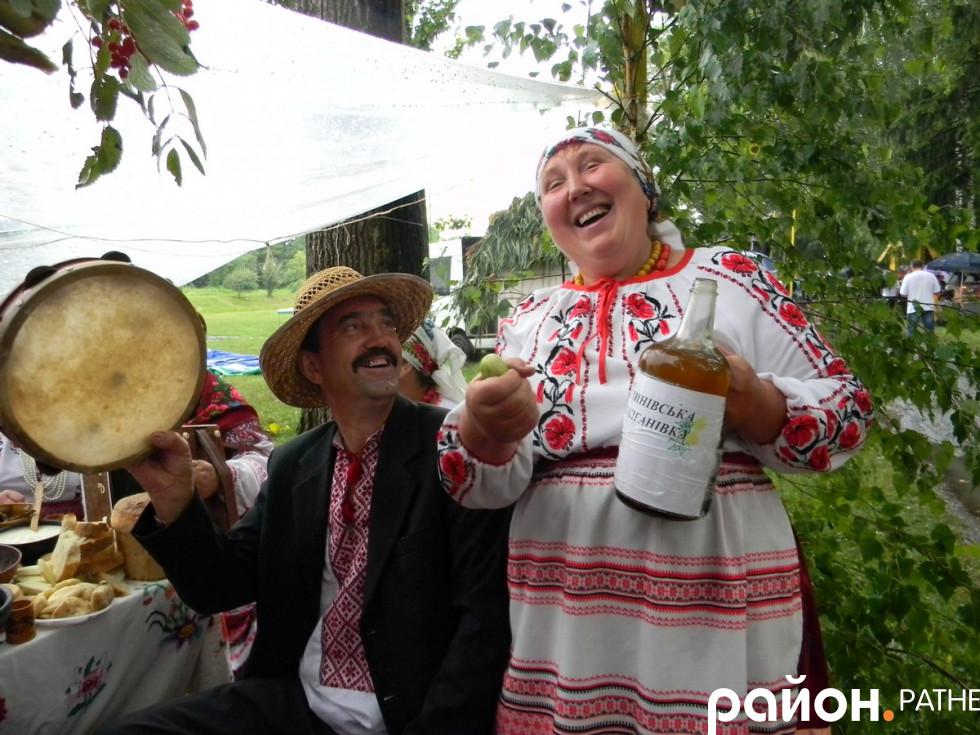 Колектив села Млинове