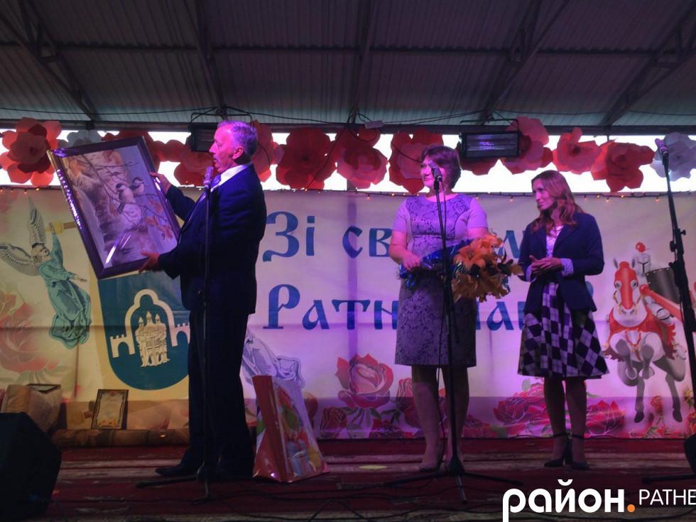 Вітання громади Камінь-Каширського